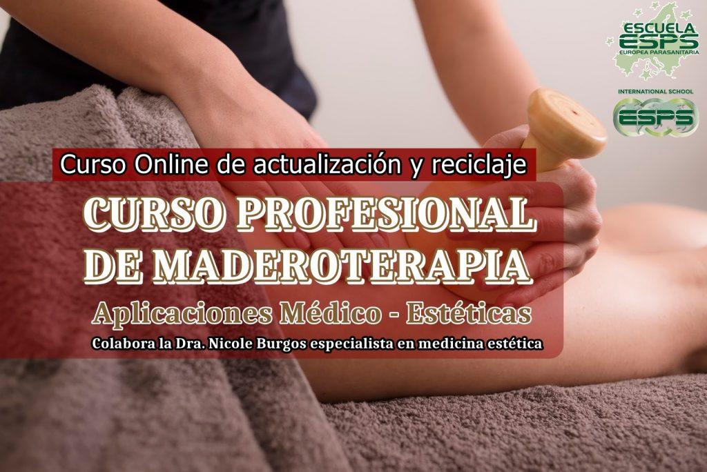 Curso de maderoterapia online